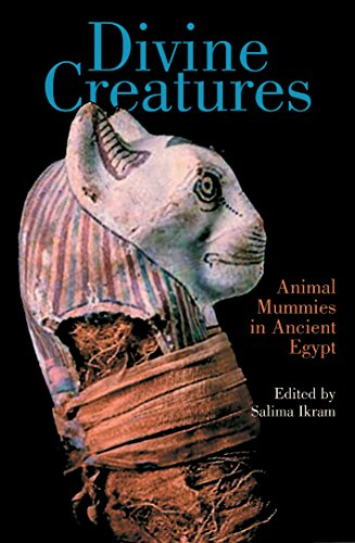 9789774248580: Divine Creatures: Animal Mummies in Ancient Egypt