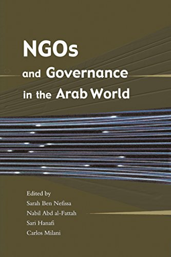 NGOs and Governance in the Arab World: Ben NÃ fissa, Sarah