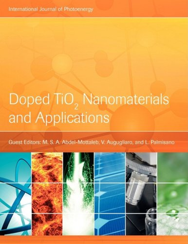 Doped TiO2 Nanomaterials and Applications