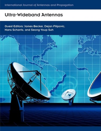 9789774540707: Ultra-Wideband Antennas (International Journal of Antennas and Propagation)