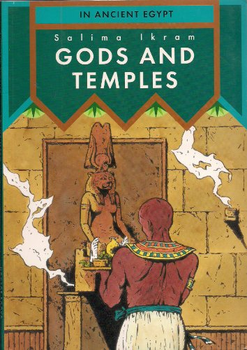 9789775325785: Gods and Temples (In Ancient Egypt)