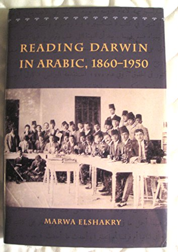 9789780226008: Reading Darwin in Arabic 1860-1950