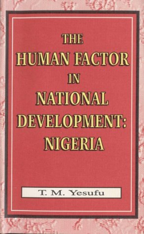 The Human Factor in National Development: Nigeria