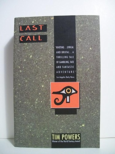 9789780380007: Powers, Tim LAST CALL Signed US SC 1st/9th NF