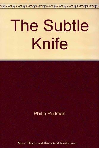 9789780439996: The Subtle Knife