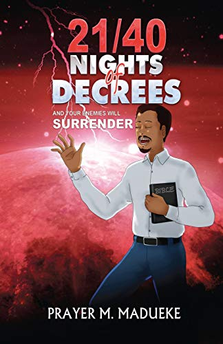 9789780720940: 21/40 Nights of Decrees and Your Enemies Will Surrender