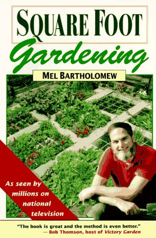 9789780878573: Square Foot Gardening
