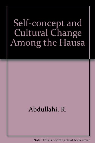 9789781212123: Self-concept and Cultural Change Among the Hausa
