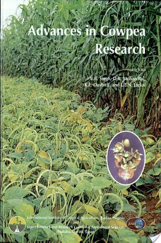 Advances in Cowpea Research: B. B. Singh; Mohan Raj; K. E. Dashiell; L. E. N. Jackai (editors)