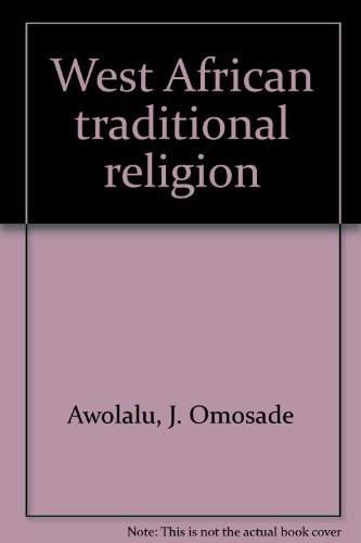 9789781450259: West African traditional religion