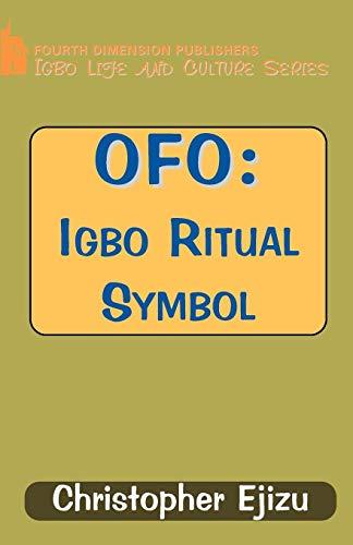 9789781562686: Ofo: Igbo Ritual and Symbol