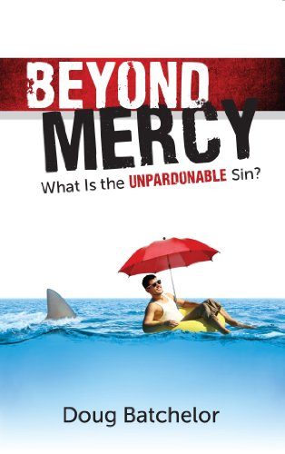 9789781580192: Beyond Mercy: What Is the Unpardonable Sin