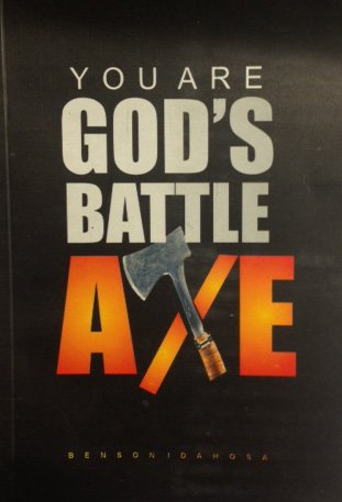 9789782268730: You Are God's Battle Axe