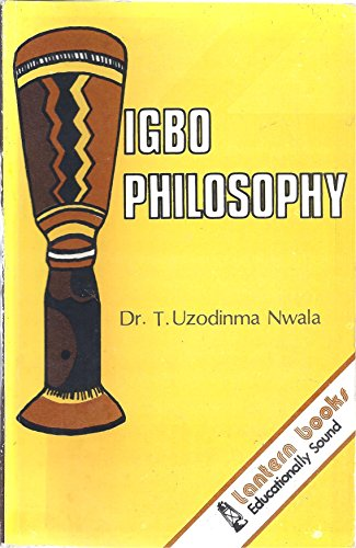 9789782281159: Igbo philosophy