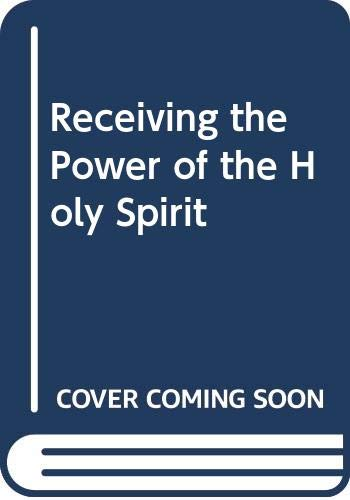 9789782426055: Receiving the Power of the Holy Spirit