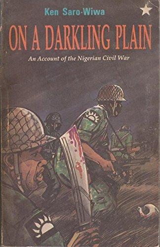 9789782460127: On a Darkling Plain: An Account of the Nigerian Civil War