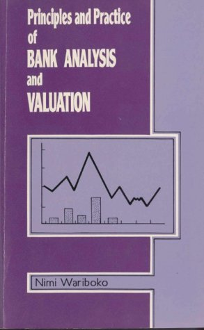 9789782462237: Principles and Practice of Bank Analysis and Valuation
