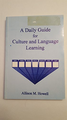 9789782668172: A Daily Guide for Culture and Language Learning