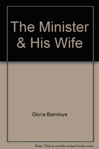 9789782878564: The Minister & His Wife