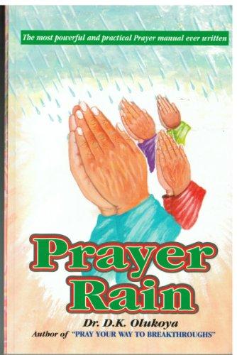 9789782947147: Prayer Rain (Deluxe Edition) Burgundy Bonded Leather