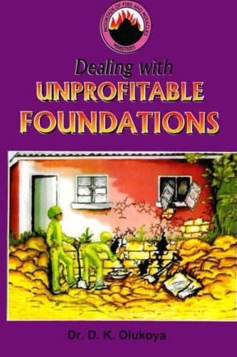 9789782947642: Dealing with Unprofitable Foundations