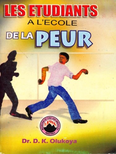 9789783282865: Students in The School of Fear (French Edition)
