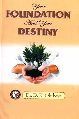 9789783575516: Your Foundation and your Destiny