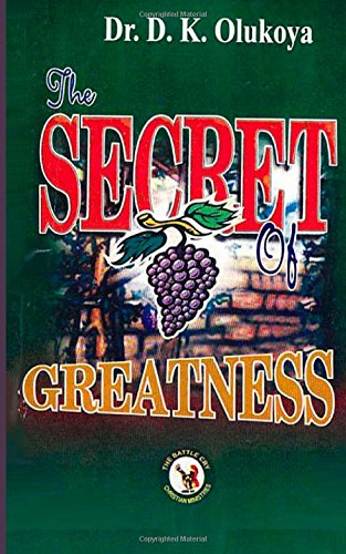 9789783725478: The Secret of Greatness