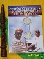 9789783737662: The Sixteen (16) Major Odu Ifa From Ile-Ife