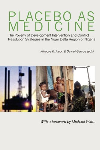 Placebo as Medicine. The Poverty of Development Intervention and Conflict Resolution Strategies in ...