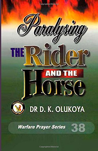 9789783823358: Paralysing the Rider and the Horse