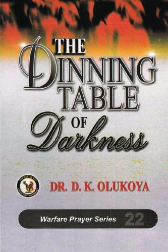 9789783823389: The Dining Table of Darkness
