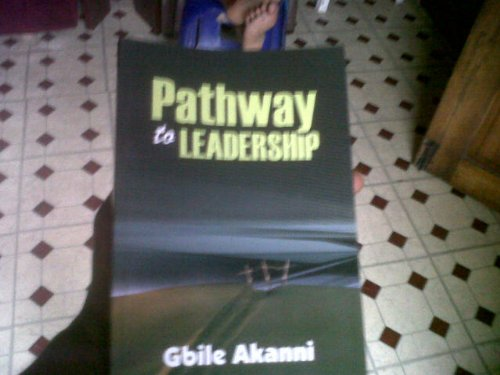 9789784885348: Pathway to Leadership