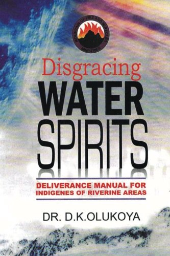 9789784917384: Disgracing Water Spirits