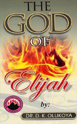 9789784917476: The God of Elijah