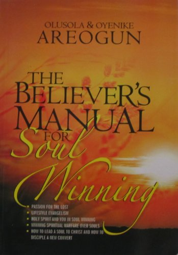 9789784950688: The Believers Manual for Soul Winning