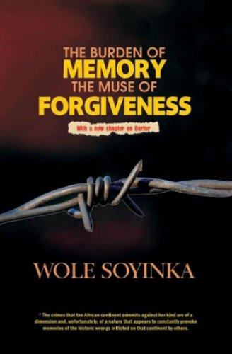 9789788135067: The Burden of Memory - The Muse of Forgiveness