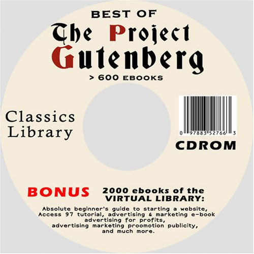 9789788352761: The Project Gutenberg Classics Library Complete Collection