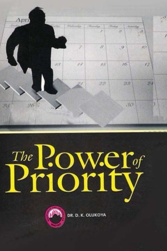 9789788424161: The Power of Priority