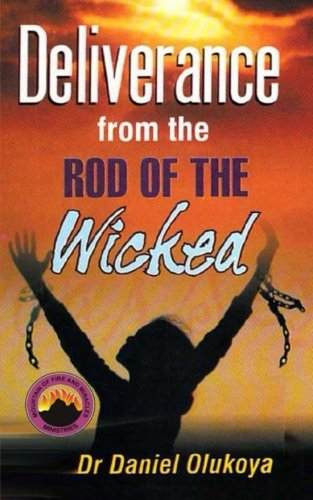 9789788424598: Deliverance from the Rod of the Wicked