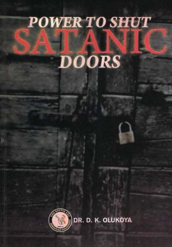 9789788424604: Power to Shut Satanic Doors