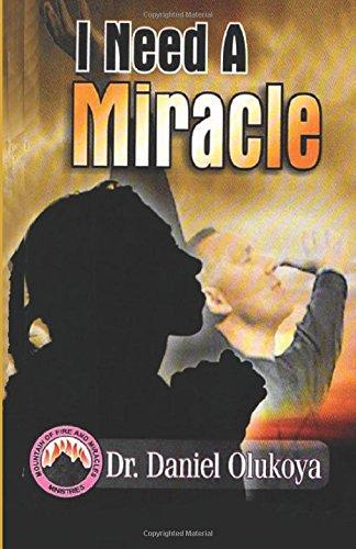 9789788424666: I need a miracle