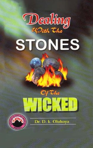 9789788424970: Dealing with the stones of the wicked
