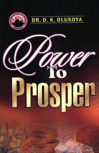 9789789200146: Power to Prosper