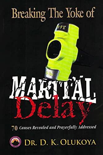 9789789200160: Breaking the Yoke of Marital Delay