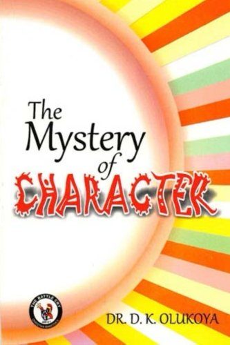 9789789200597: The Mystery of Character