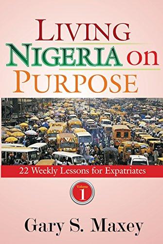 9789789484089: Living Nigeria on Purpose: Volume 1