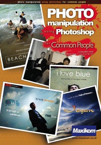 9789791398404: Photo Manipulation using Photoshop for Common People