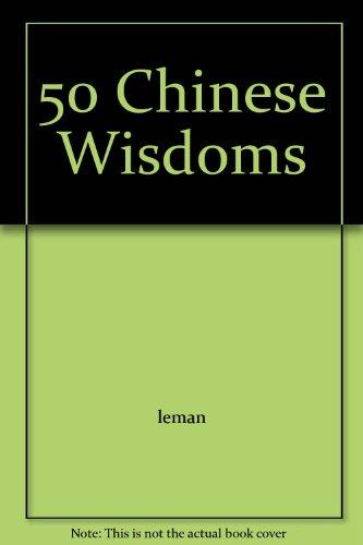 9789792224993: 50 Chinese Wisdoms