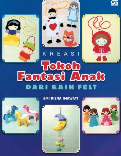 9789792235975: Kreasi Tokoh Fantasi Anak (Indonesian Edition)